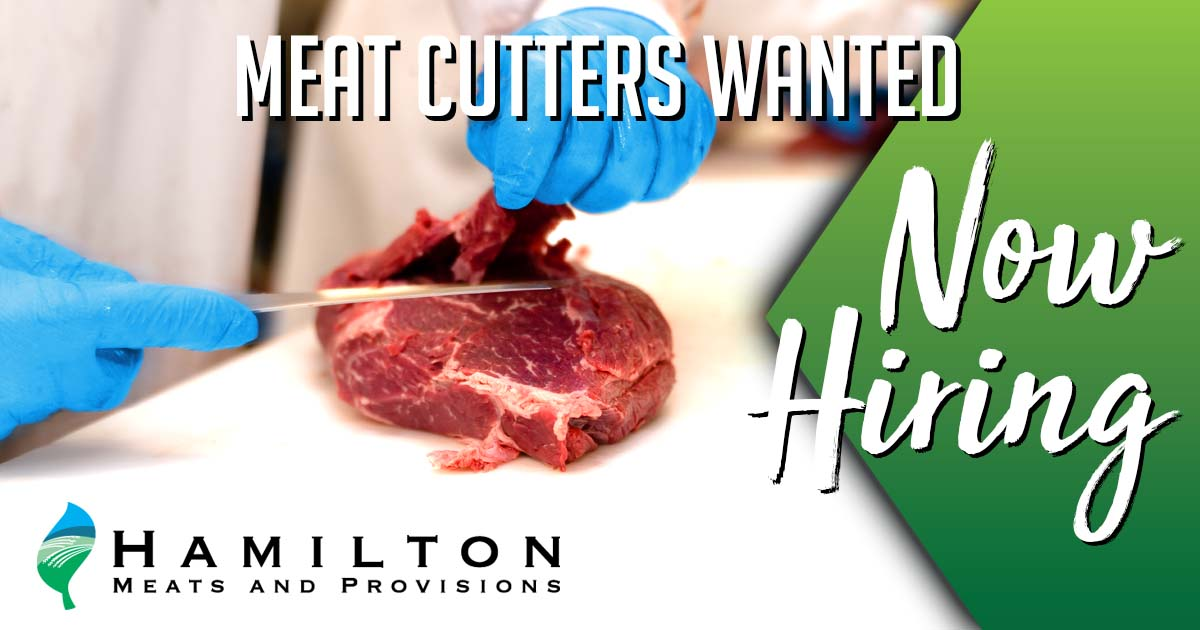 Meat Cutters Hiring
